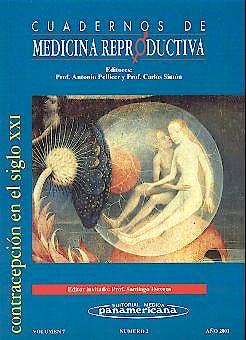 Portada del libro 9788479036430 Cuadernos de Medicina Reproductiva: Contracepcion en el Siglo XXI