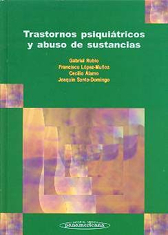Portada del libro 9788479036560 Trastornos Psiquiatricos y Abuso de Sustancias