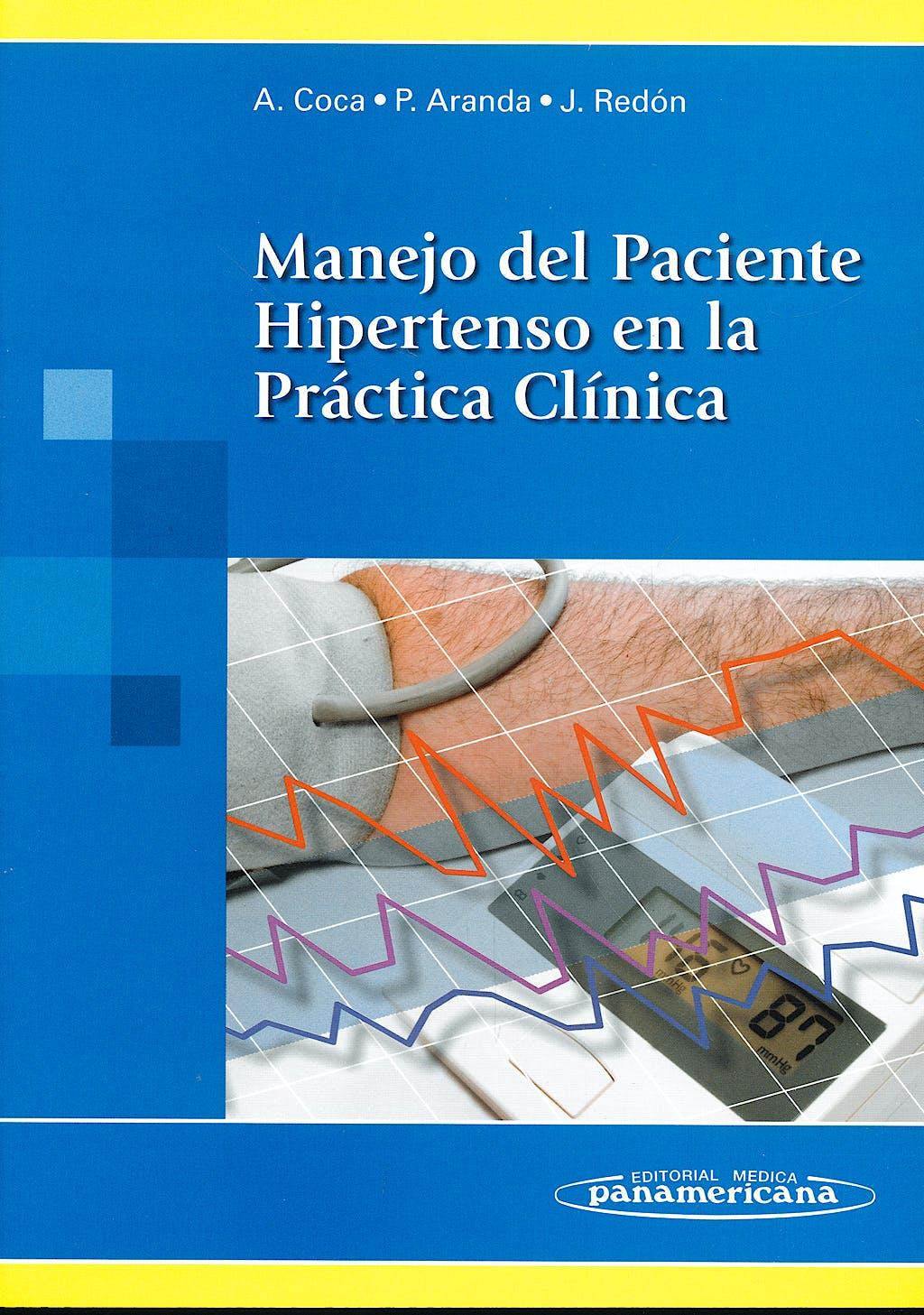Portada del libro 9788479037048 Manejo del Paciente Hipertenso en la Practica Clinica