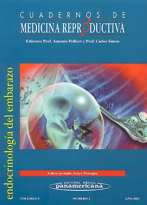 Portada del libro 9788479038038 Cuadernos de Medicina Reproductiva 2003 T2 Endocrinologia del Embarazo