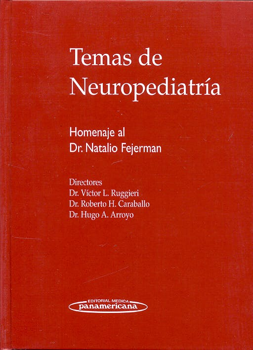 Portada del libro 9788479038076 Temas de Neuropediatria