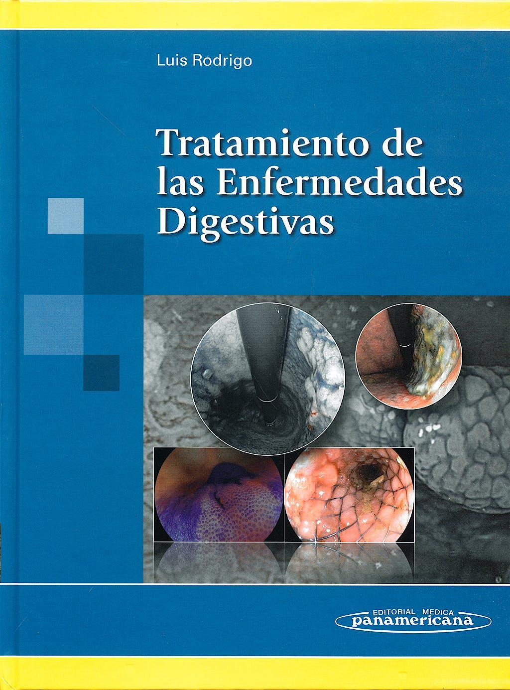 Portada del libro 9788479038373 Tratamiento de las Enfermedades Digestivas