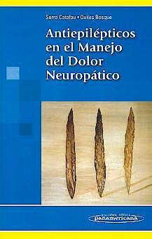 Portada del libro 9788479038410 Antiepilepticos en el Manejo del Dolor Neuropatico