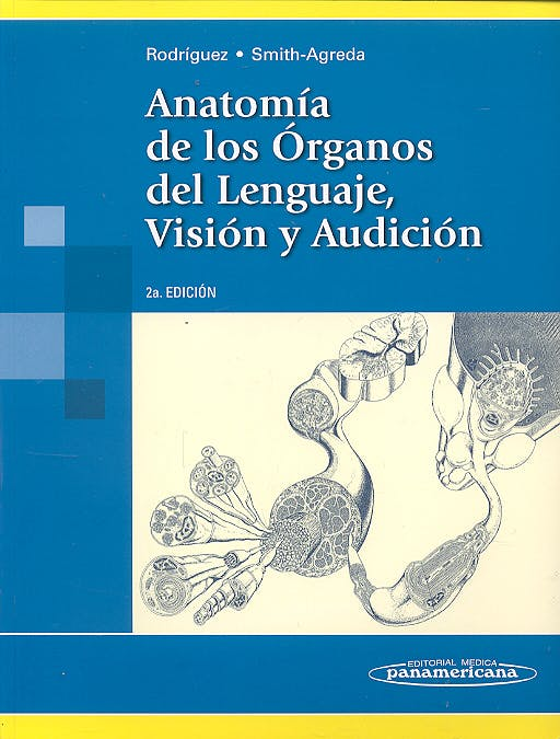 Producto: Anatomia de los Organos del Lenguaje, Vision y Audicion