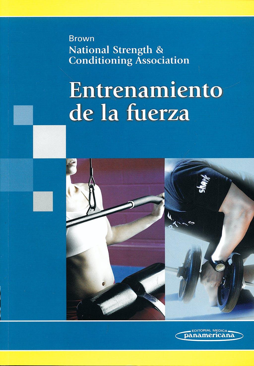 Portada del libro 9788479038700 Entrenamiento de la Fuerza