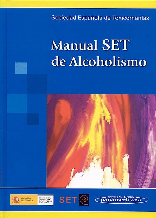 Portada del libro 9788479038731 Manual Set de Alcoholismo