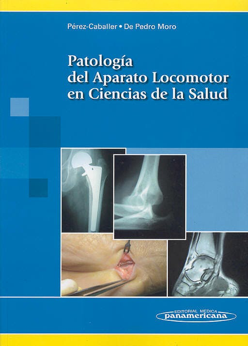 Portada del libro 9788479039288 Patologia del Aparato Locomotor en Ciencias de la Salud
