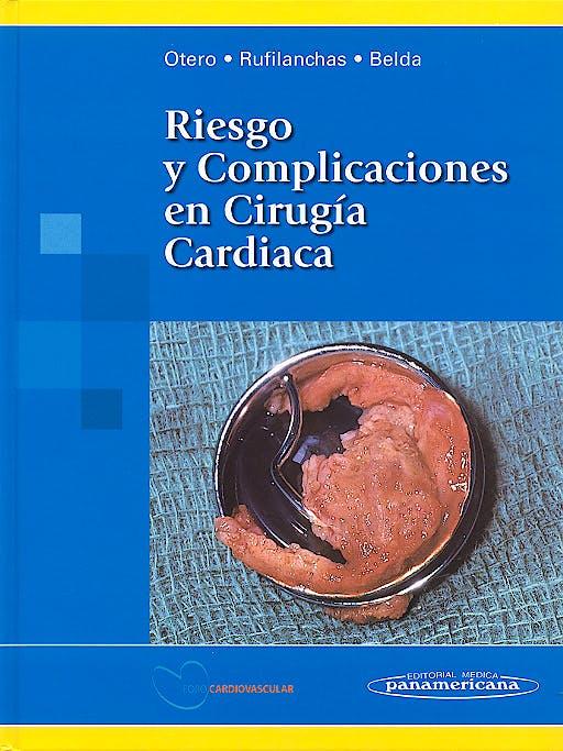 Portada del libro 9788479039646 Riesgo y Complicaciones en Cirugia Cardiaca