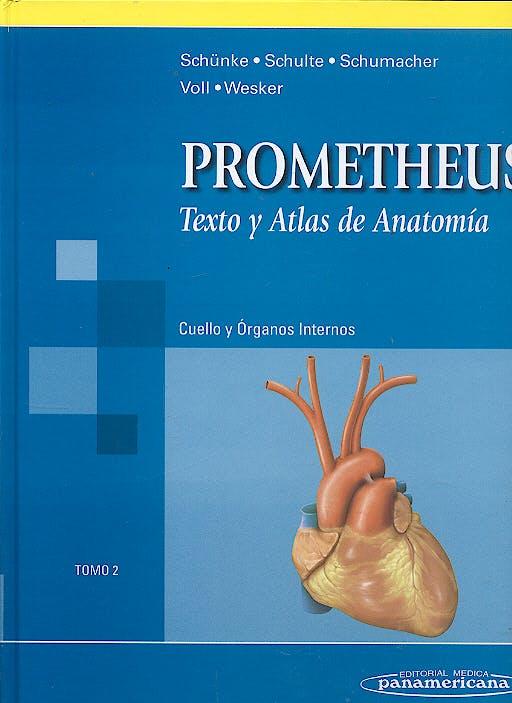 Producto: Prometheus Texto y Atlas de Anatomia, Tomo 2: Cuello y ...
