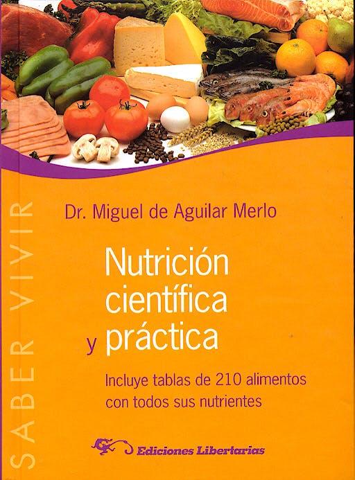 Portada del libro 9788479546441 Nutricion Cientifica y Practica