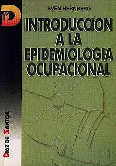 Portada del libro 9788479781873 Introduccion a la Epidemiologia Ocupacional