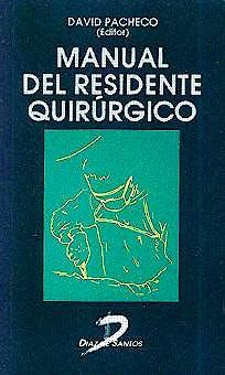 Portada del libro 9788479783587 Manual del Residente Quirurgico