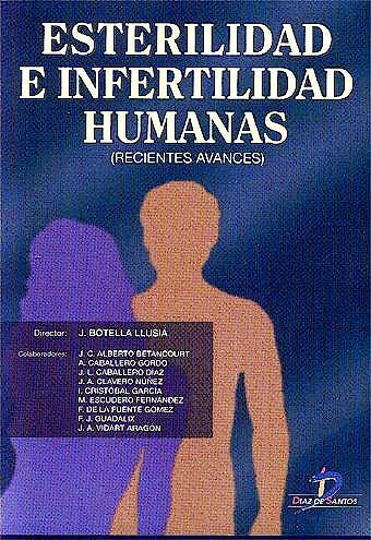 Portada del libro 9788479783945 Esterilidad e Infertilidad Humanas (Recientes Avances)