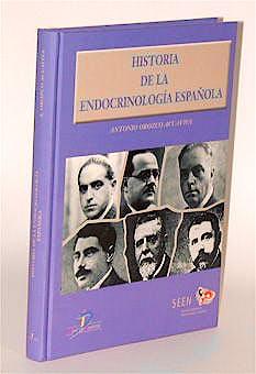 Portada del libro 9788479783952 Historia de la Endocrinologia Española