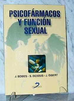 Portada del libro 9788479784164 Psicofármacos y Función Sexual