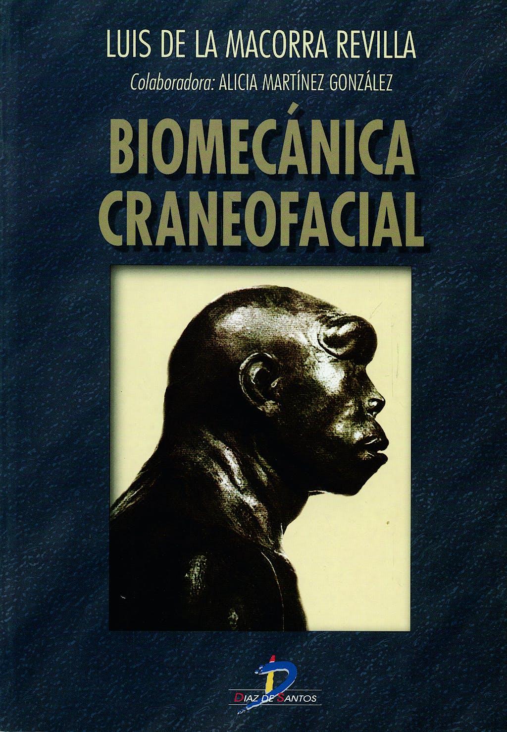 Portada del libro 9788479784768 Biomecanica Craneofacial