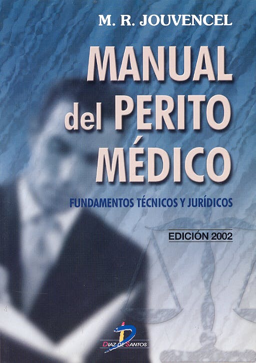 Portada del libro 9788479785109 Manual del Perito Medico. Fundamentos Tecnicos y Juridicos