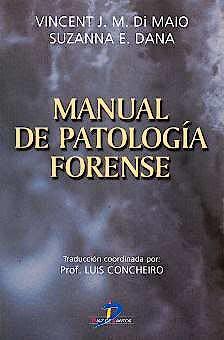 Portada del libro 9788479785512 Manual de Patología Forense