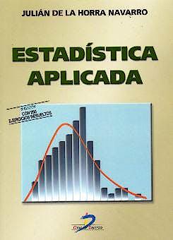 Portada del libro 9788479785543 Estadistica Aplicada