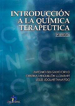 Portada del libro 9788479786014 Introduccion a la Quimica Terapeutica