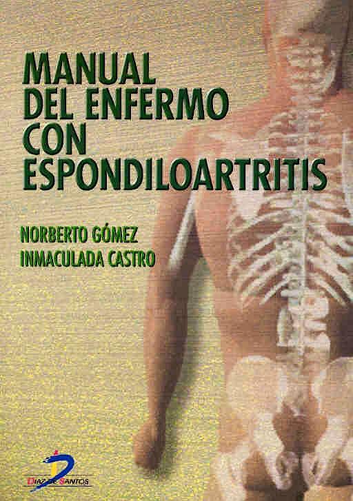 Portada del libro 9788479786519 Manual del Enfermo con Espondiloartritis