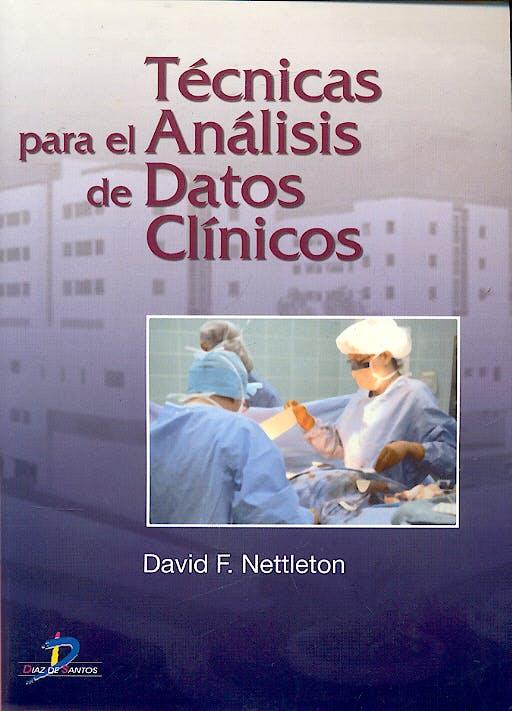 Portada del libro 9788479787219 Tecnicas para el Analisis de Datos Clinicos