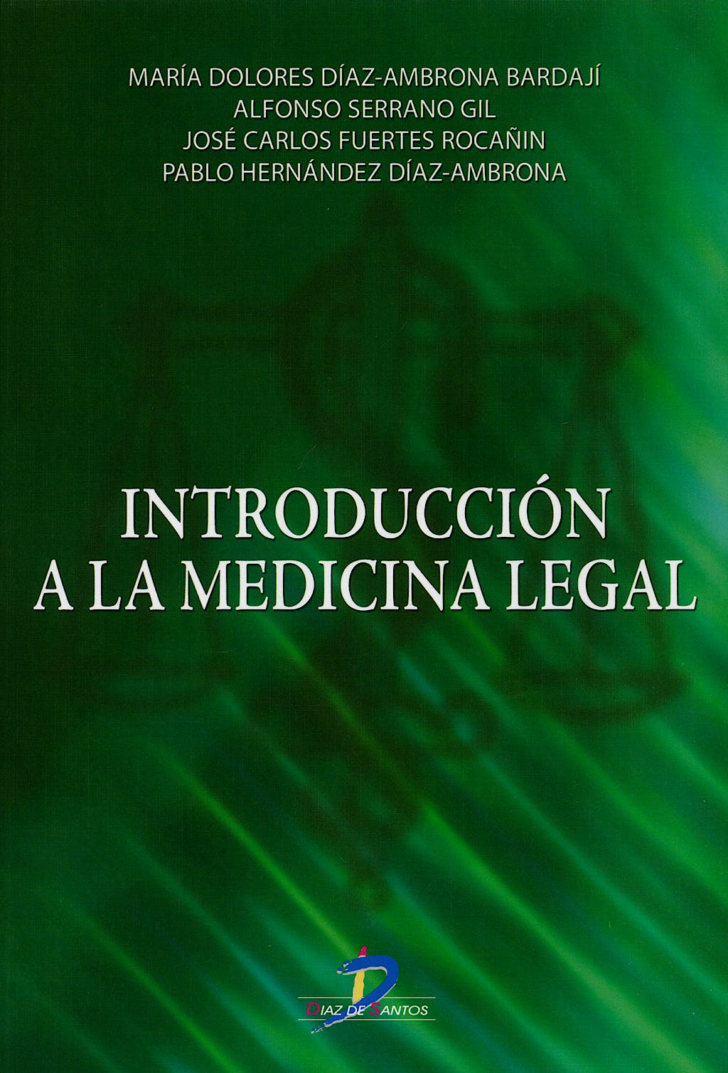 Portada del libro 9788479788049 Introduccion a la Medicina Legal
