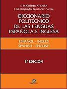 Portada del libro 9788479788704 Diccionario Politecnico de las Lenguas Española e Inglesa, Vol. I Ingles-Español/español-Ingles