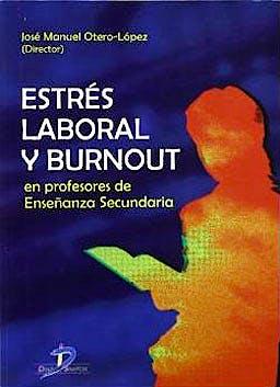 Portada del libro 9788479789930 Estres Laboral y Burnout en Profesores de Enseñanza Secundaria