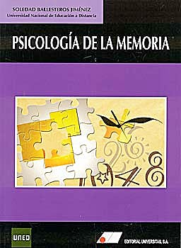 Portada del libro 9788479912802 Psicologia de la Memoria