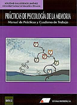 Portada del libro 9788479913793 Practicas de Psicologia de la Memoria. Manual de Practicas y Cuaderno de Trabajo + Cd-Rom