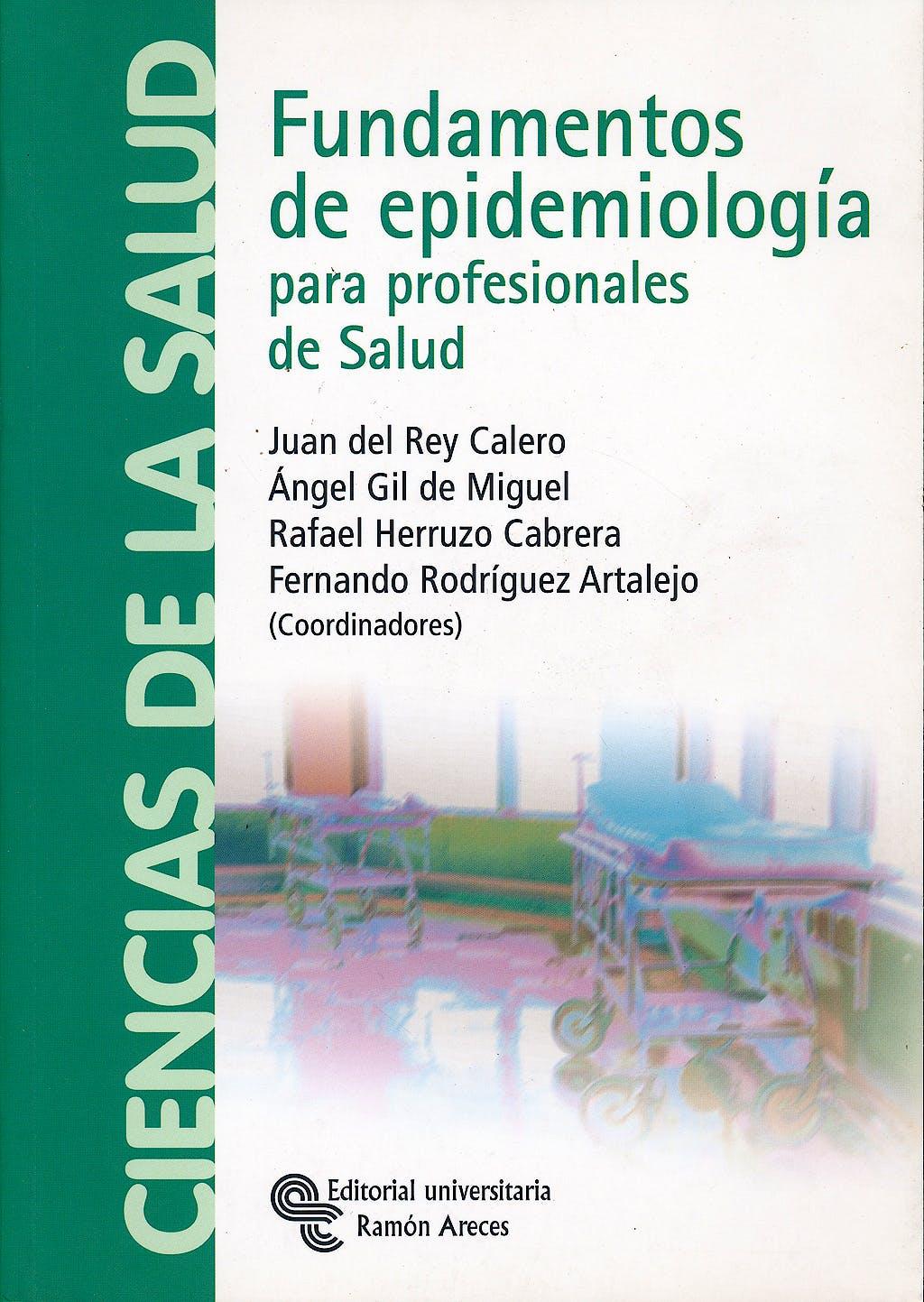 Portada del libro 9788480048057 Fundamentos de Epidemiologia para Profesionales de Salud