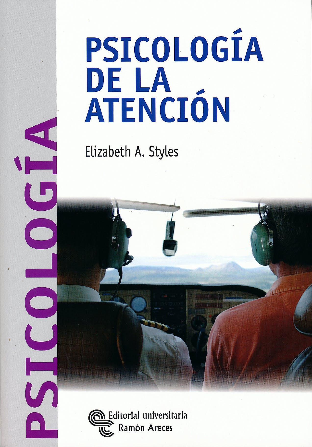 Portada del libro 9788480049689 Psicologia de la Atencion