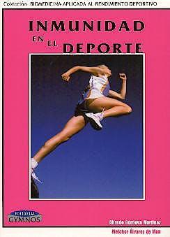 Portada del libro 9788480133081 Inmunidad en el Deporte