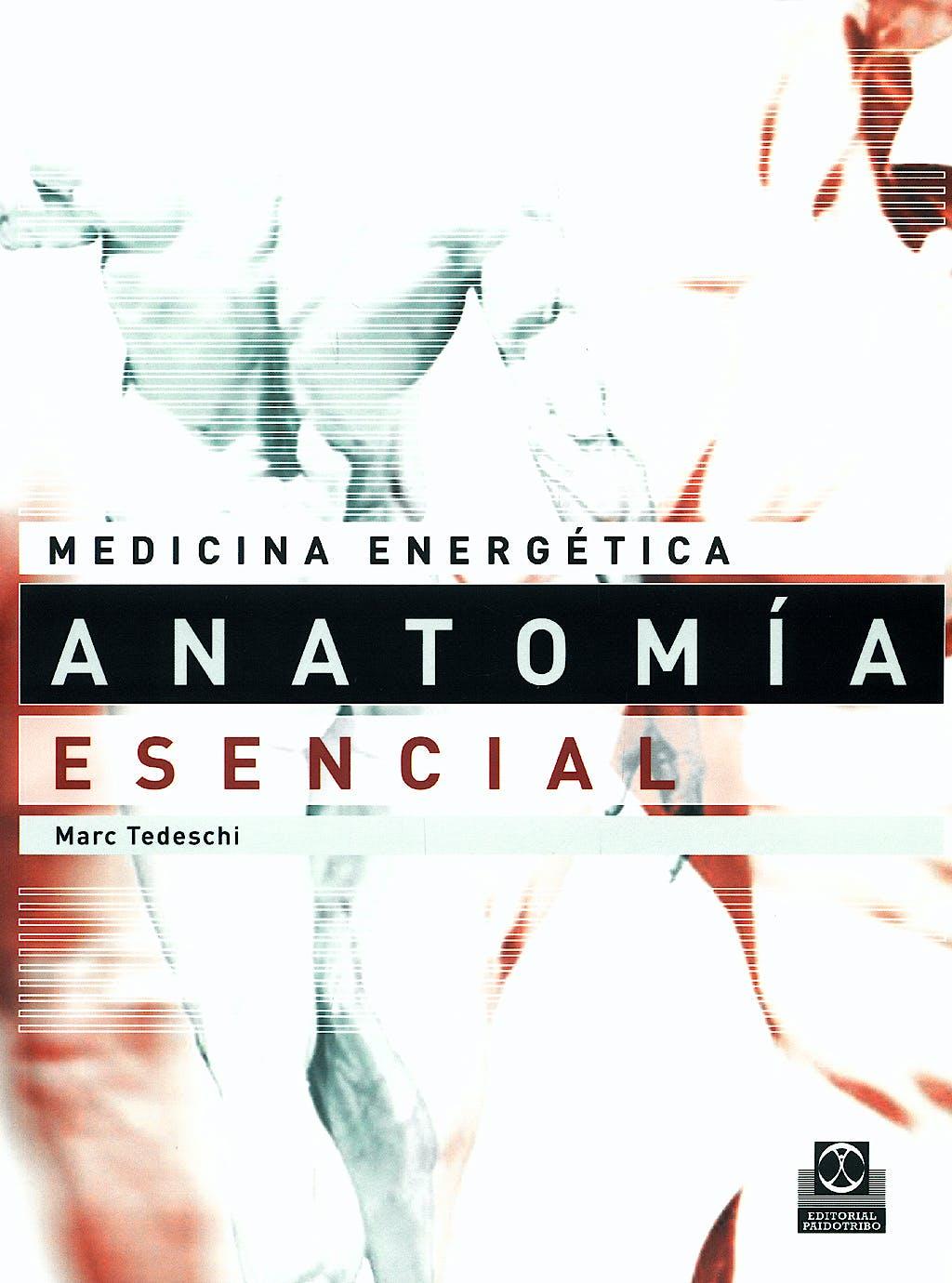 Portada del libro 9788480190329 Medicina Energetica. Anatomia Esencial
