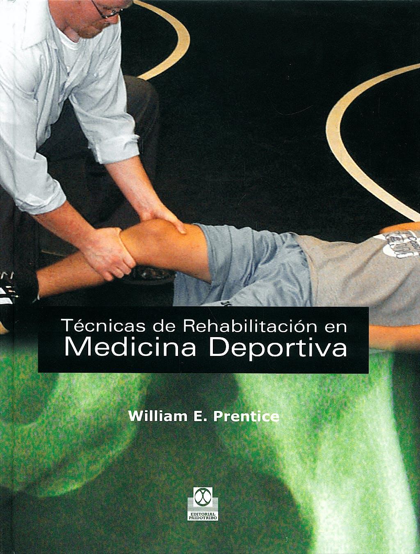 Portada del libro 9788480191326 Tecnicas de Rehabilitacion en Medicina Deportiva