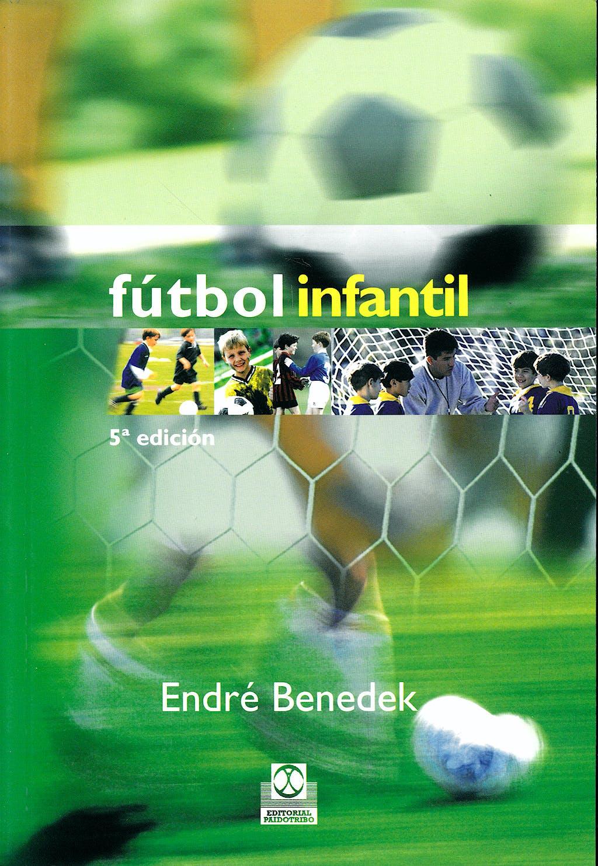 Portada del libro 9788480191395 Futbol Infantil