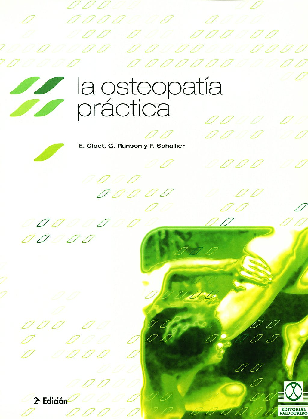 Portada del libro 9788480194907 La Osteopatia Practica