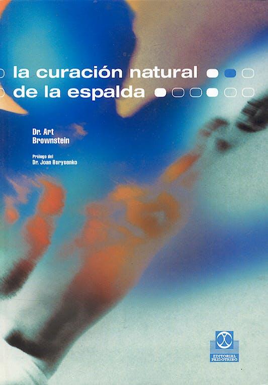 Portada del libro 9788480195157 La Curacion Natural de la Espalda