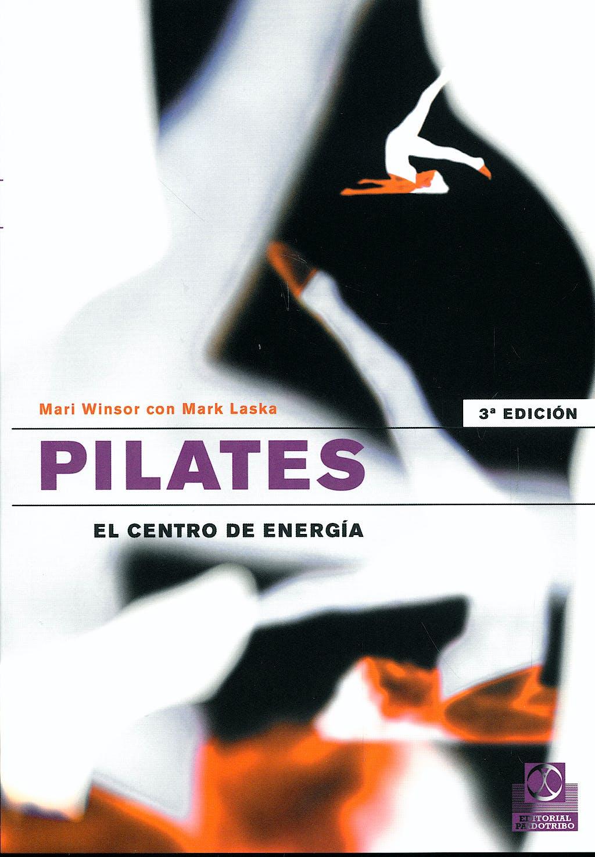 Portada del libro 9788480196192 Pilates. el Centro de Energia