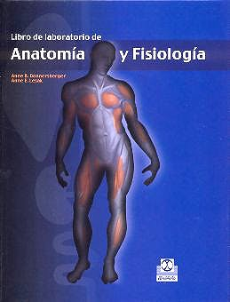 Portada del libro 9788480196529 Libro de Laboratorio de Anatomia y Fisiologia