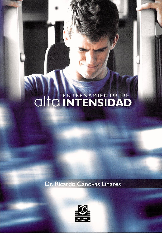 Portada del libro 9788480196666 Entrenamiento de Alta Densidad