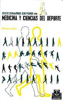 Portada del libro 9788480197168 Diccionario Oxford de Medicina y Ciencias del Deporte
