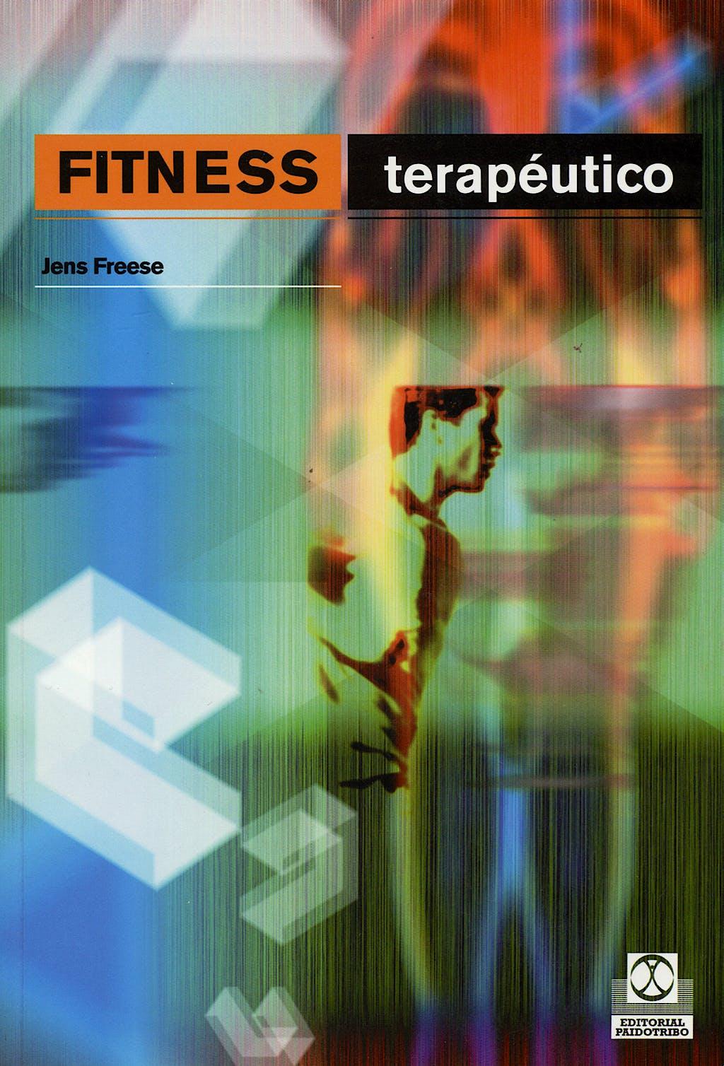Portada del libro 9788480197731 Fitness Terapéutico