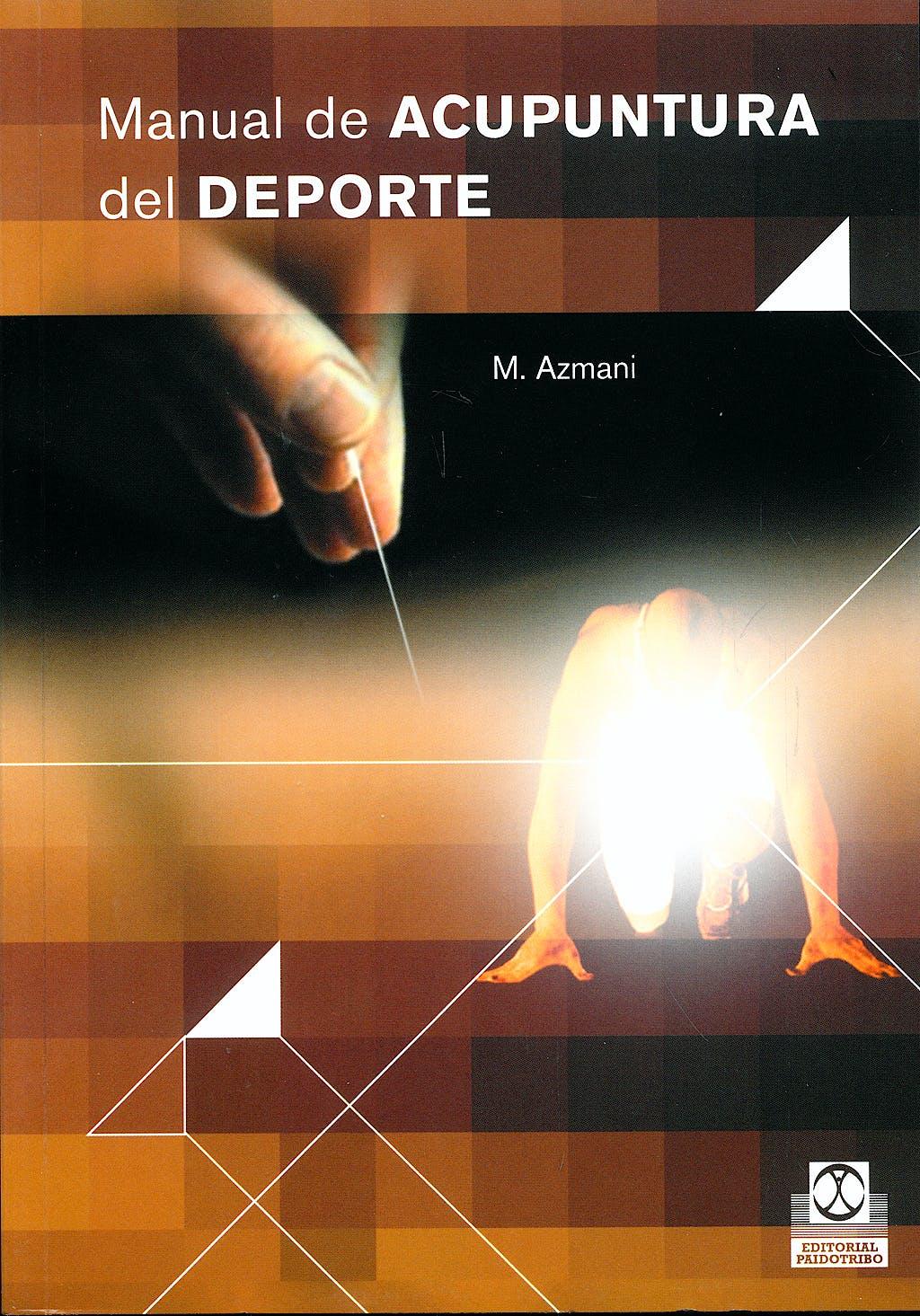 Portada del libro 9788480197915 Manual de Acupuntura del Deporte