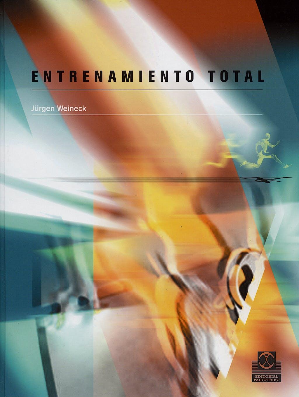 Portada del libro 9788480198059 Entrenamiento Total