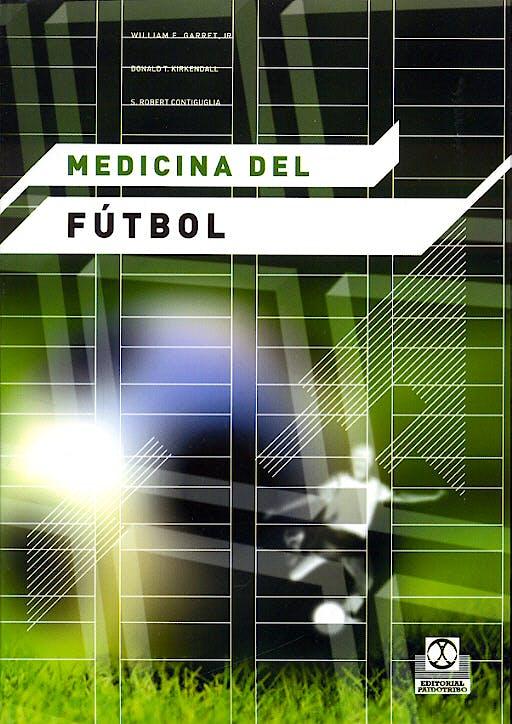 Portada del libro 9788480198080 Medicina del Futbol