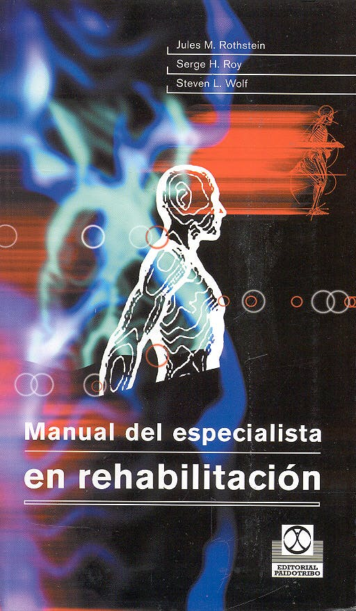 Portada del libro 9788480198110 Manual del Especialista en Rehabilitacion