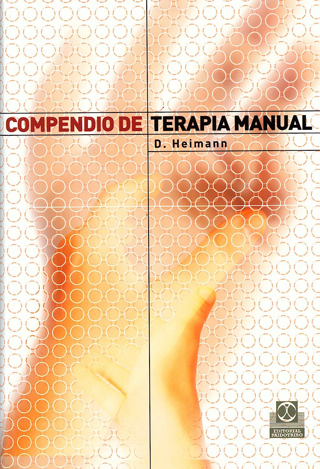 Portada del libro 9788480198257 Compendio de Terapia Manual