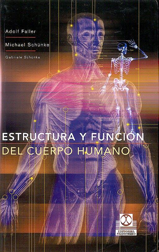 Portada del libro 9788480198677 Estructura y Funcion del Cuerpo Humano